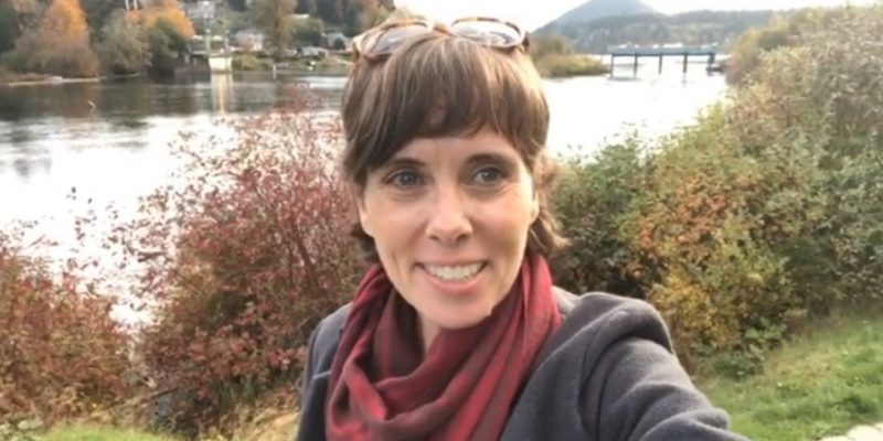 Video message from Cowichan Lake