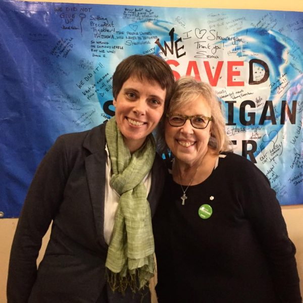 Elizabeth May endorses Sonia Furstenau for B.C. Greens leader